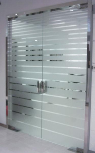 Papel vinilo esmerilado p vidrios 61cm x 1m 5 a os garant a for Vinilo para vidrio