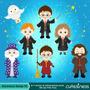 Kit Imprimible Harry Potter Imagenes Clipart