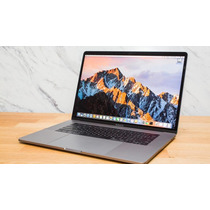 Macbook Pro 15  Touch Bar 16gb Ram, 512 Gb Ssd, I7 Año 2017