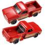 Hot Wheels Nº 161-2. Custom `69 Chevy Pickup Año 2013