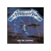 Metallica Ride The Lightning Cd Nuevo Importado Usa