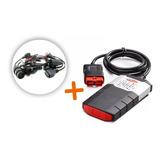 Escaner Delphi Ds150 V2016.1 + 8 Cables Autos + Wow Regalo