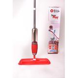Trapeador Piso Spray Mop Con Rociador Con 2 Paños