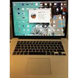 Macbook Pro 15 Inch Mid 2015 2.5ghz I7 16gb 500ssd