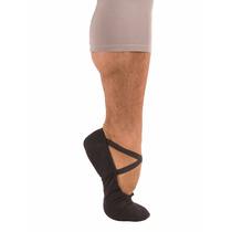 Zapatillas De Media Puntas Color Negro Sansha Mod Silhouette
