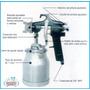 Pistola De Pintar De Alta Presion - Compresores Temperley