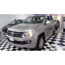 Volkswagen Amarok Highline Pack At 4x4 Serv. Cons. Oficial