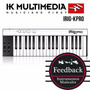 Ik Multimedia Irig-kpro - Controlador 37 Teclas Ipad Iphone