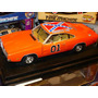 General Lee 1969 Dodge Charger Escala 1:18 Joy Ride Diecast