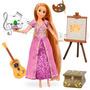 Muñeca Rapunzel Cantante - Rapunzel Deluxe Singing Doll Set