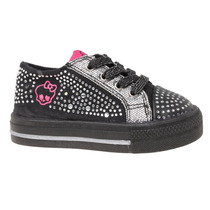 Zapatillas Disney Baja Monster High Brillos Cordon