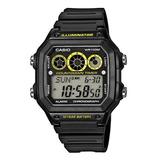 Reloj Hombre Casio Deportivo Ae-1300wh Ae1300 Impacto Online