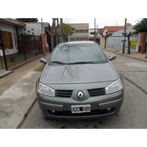 Renault Megane Ii 2.0 Luxe 2007 Impecable