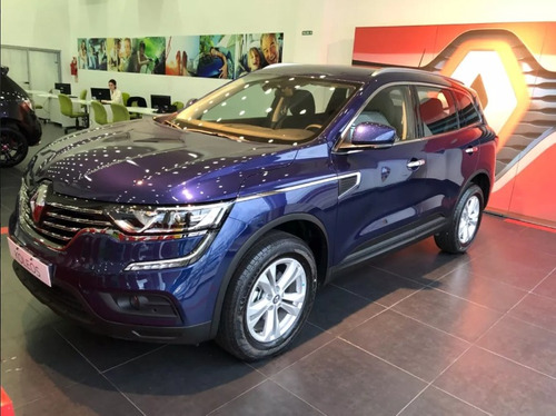 Renault Koleos Zen 4x2 Retira En 7 Dias!!!