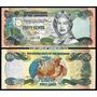 Bahamas Billete De 1/2 Dólar Año 2001 Sin Circular