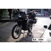 Caballete Kawasaki Klr 650 Modelo Nuevo Agra El Mejor Lejos.