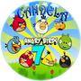 Kit Imprimible Angry Birds Cumpleaños Etiquetas
