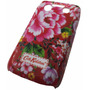 Funda Acrilico Flores Blackberry 9700 9780 Envio Promo Cap
