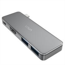 Hub Usb C Vava Adaptador Hdmi Apple Macbook Pro Usb 3.0
