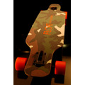 Longboard Float Composite Epoxi/maple/bamboo No Loaded-apex