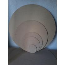 Circulos Fibrofacil 3 Mm, 5.5 Mm, 9 Mm