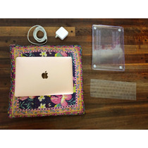 Macbook 12 Rose Gold + Accesorios