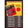 Papeles De Lija Al Agua 230x280mm Black Jack Grano P180 J324