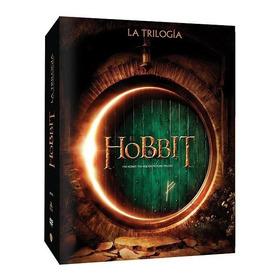 Dvd - The Hobbit Trilogy - 3 Discos