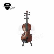 Violin De Estudio Stradella 4/4 Con Estuche Arco Resina