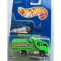 Hot Wheels 1997 Recycling Truck Collector 143 Camion Basura
