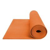 Colchoneta Yoga Mat Pilates 4mm Matt Pvc Super Soft Fitness