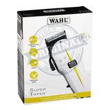 Máquina Wahl Super Taper Profesional Original Usa 220v Con Cable - Distribuidor Oficial