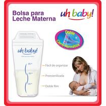 Bolsas Almacenar Leche Materna Uhbaby! 3x2 Promo