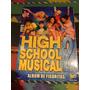 Álbum High School Musical 2 Vacío Hago Envíos Sticker Design