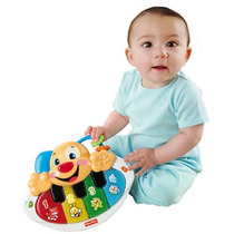 Perrito Piano De Aprendizaje Laugh & Learn Fisher Price