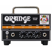 Orange Micro Dark Terror Cabezal De Guitarra Pre Valvular