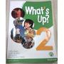 Libro De Inglés What´s Up? 2 Usado Con Ficha De Actividades