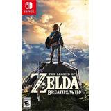 Zelda: Breath Of The Wilds Nintendo Switch - Nextgames