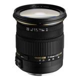 Lente Sigma 17-50mm F2.8 Ex Dc Os Hsm Para Nikon Garantía