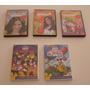 Dvds Adriana Y Mickey Originales Infantiles.
