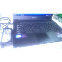 Notebook Bgh Positivo C560 C/cargador Y Bateria Windows 10
