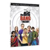 The Big Bang Theory - Serie Completa 12 Temporadas - Dvd