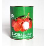 Lychee En Sirop 230g - Origen Chino