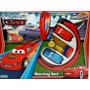 Pista Racing Con Lanzador Y Rulo Rayo Cars Original Ditoys