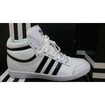 Botitas Adidas Top Ten Hi Sleek Unisex