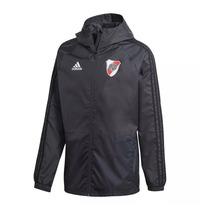 Campera adidas Modelo River Plate Rain Jacket - (5691)