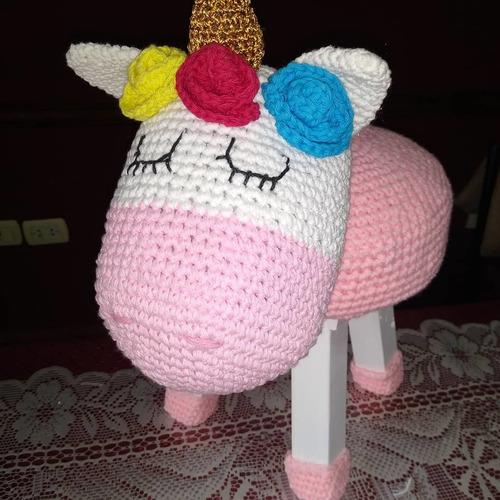 Patrón Crochet Amigurumi Unicornios 2x1 Inglés - $ 40,00 en ... | 500x500