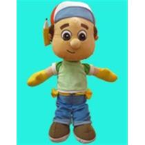 Manny A La Obra Peluche Gigante Original Disney