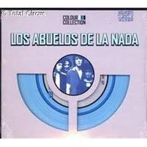 Los Abuelos De La Nada - Colour Collection (cd)