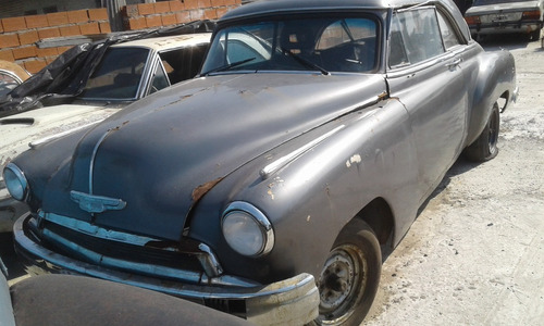 Chevrolet Coupe Sport Bell Air 1951 Sin Parantes